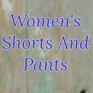 Other - Women's Shorts And Pants